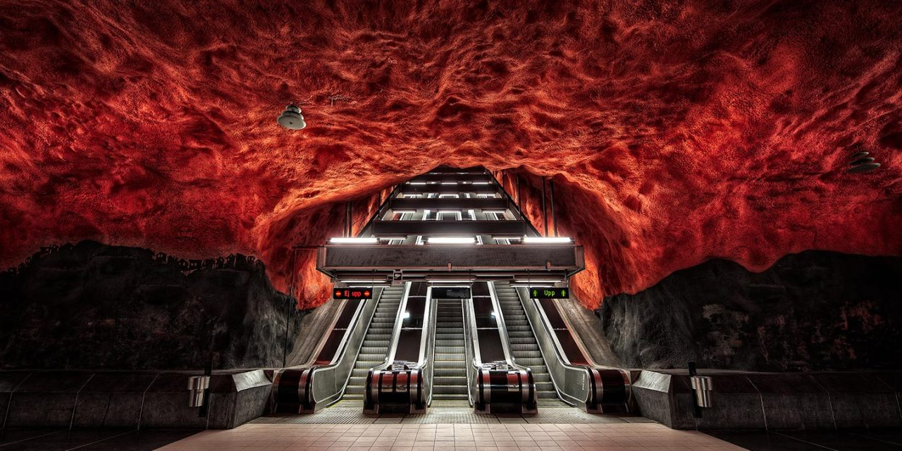 Belly Of The Beast || Stockholm, Sweden