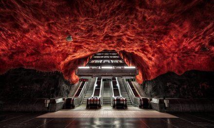 Belly Of The Beast || Stockholm, Sweden