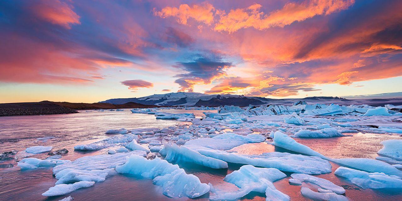 Colors of Jokulsarlon | Iceland