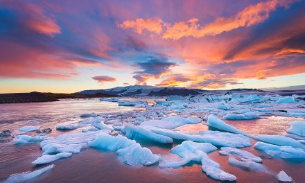 Colors of Jokulsarlon | Iceland