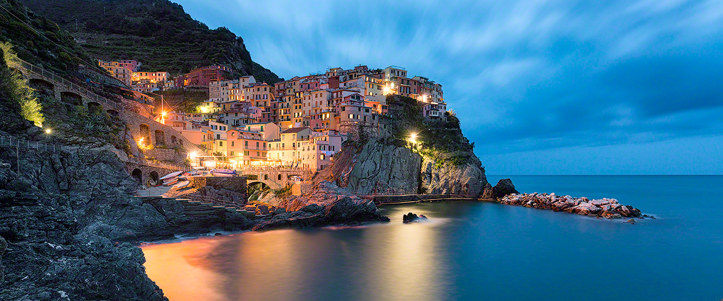 Memories Of The Sea | Manarola