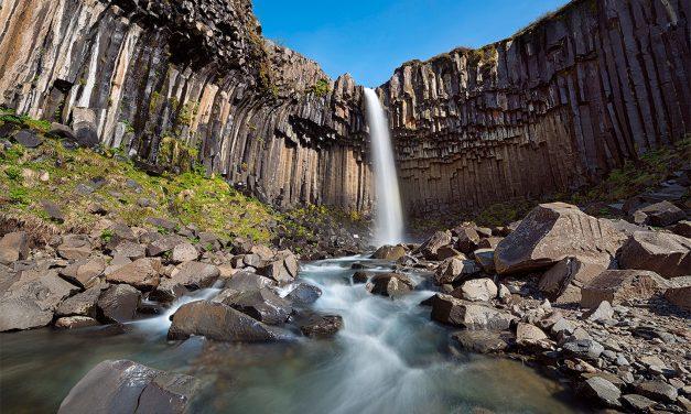 The Black Rock | Iceland