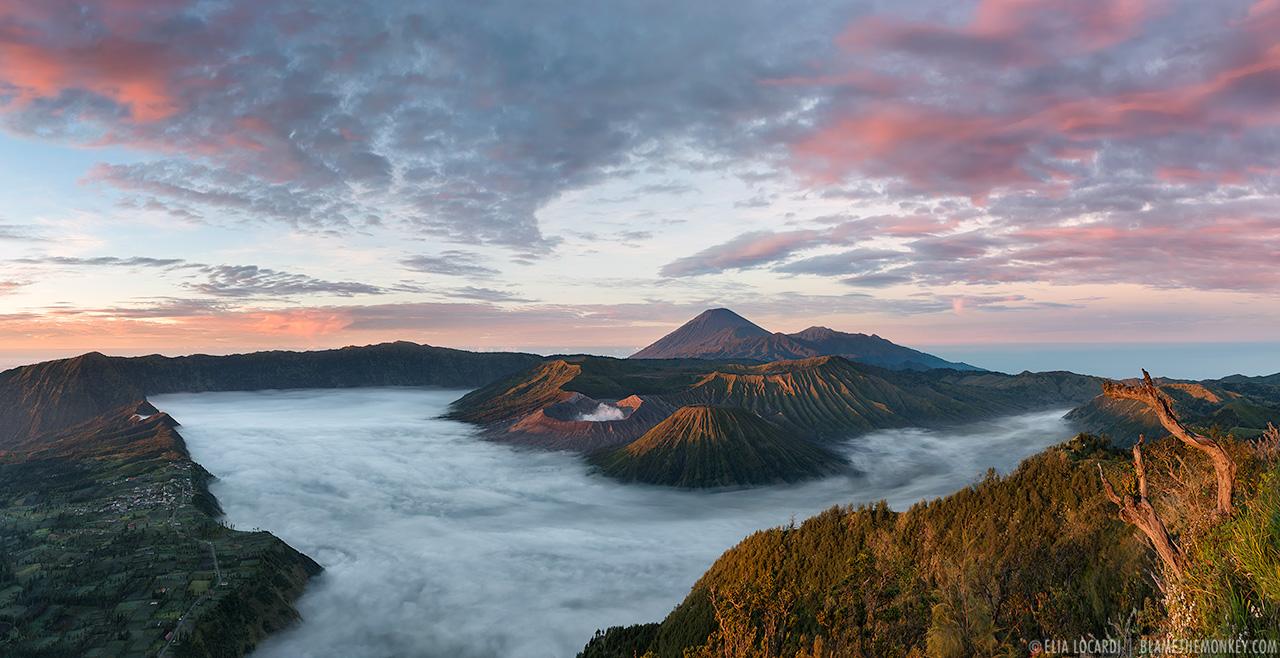 รีวิว ภูเขาไฟโบรโม่-คาวาอีเจียน (Mt. Bromo – Kawah Ijen) x อินโดนีเซีย