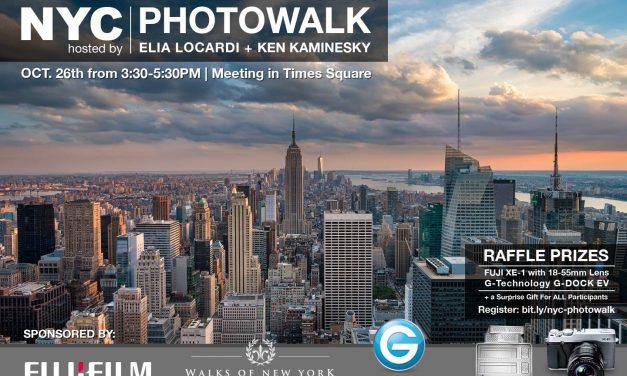 NYC Photo Walk
