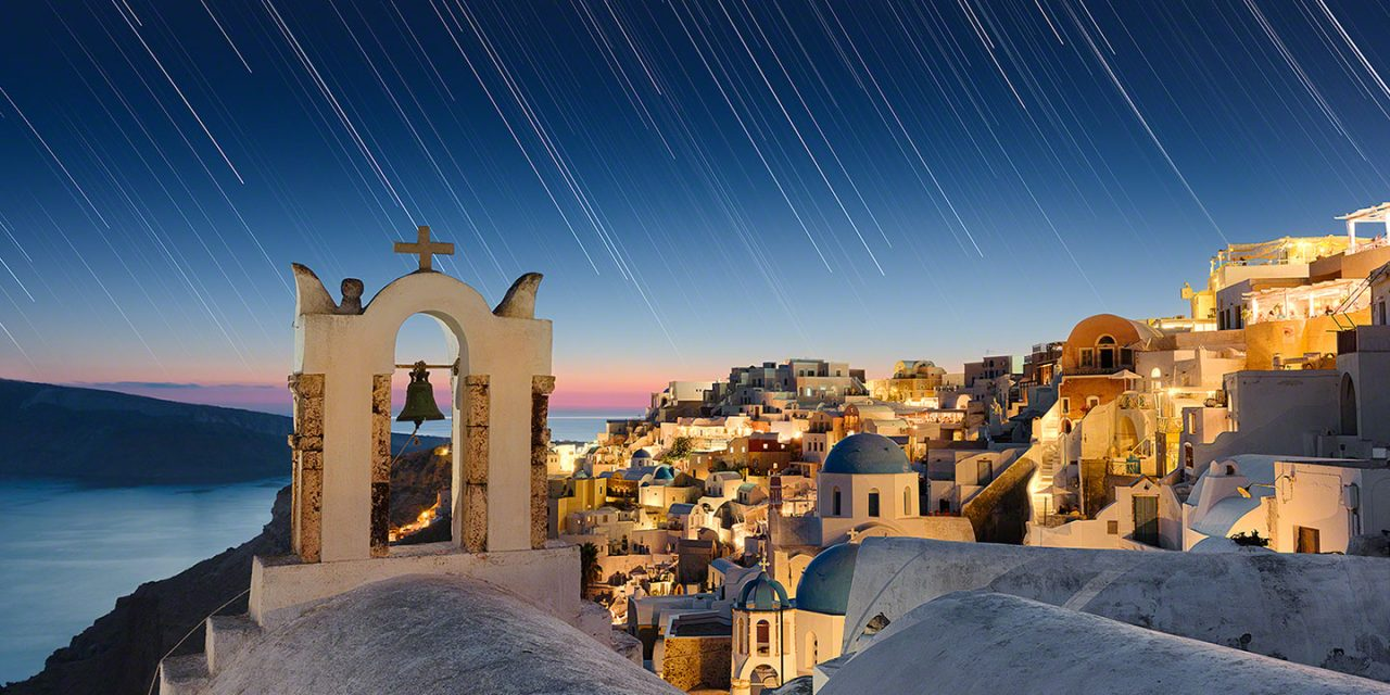 Moments In Time | Oia Santorini