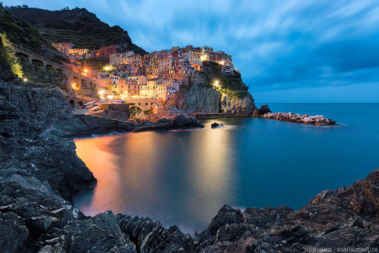 """Memories Of The Sea"" | ©2013 Elia Locardi | Manarola Italy"