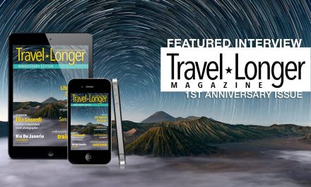 Featured Interview in Travel Longer Magazine