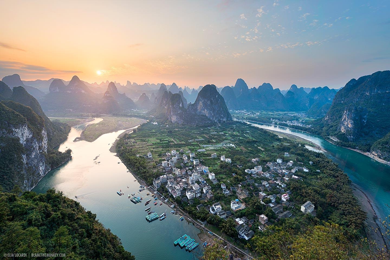 Beyond Karst Peak | Xingping, China