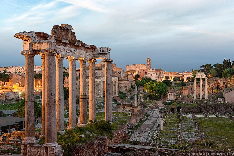 The Heart of Rome - Italy