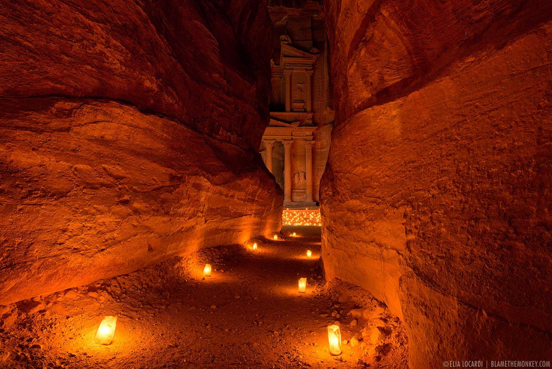 The Path Of Ages - Petra Jordan