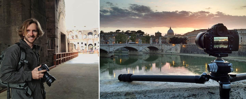 Rome BTS Italy - Elia Colosseo