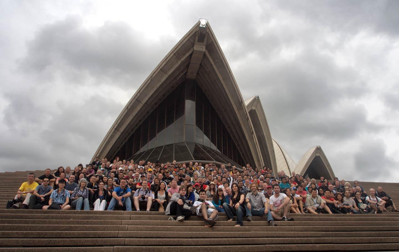 2013 Sydney Photo Walk Group Shot
