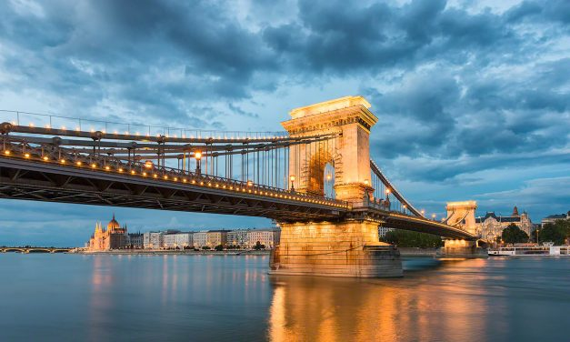 Along The Danube | Budapest