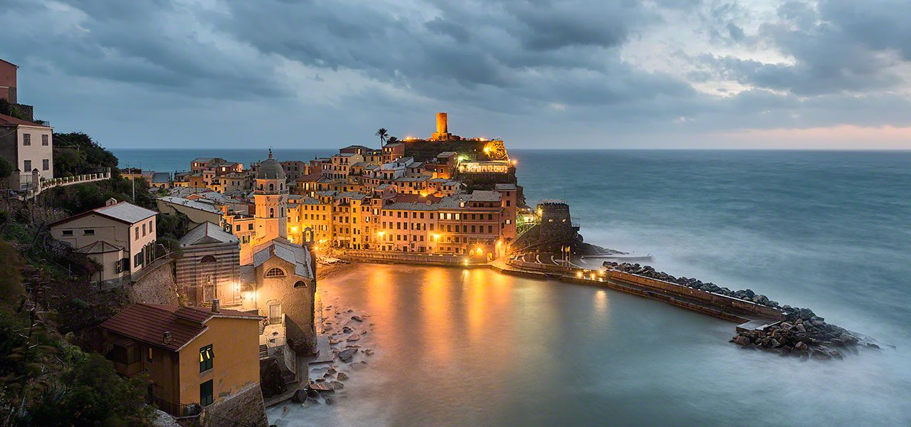 Eye Of The Storm | Vernazza