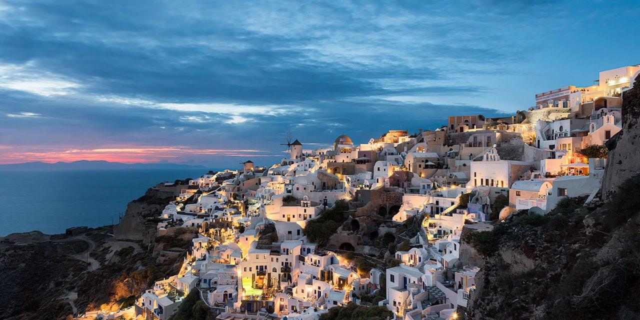 The Heart of Santorini | Oia Greece