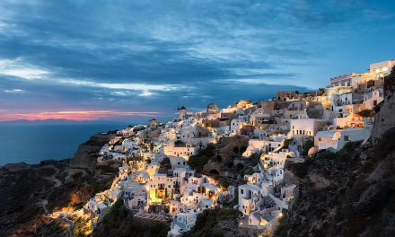 The Heart of Santorini | Oia Greece