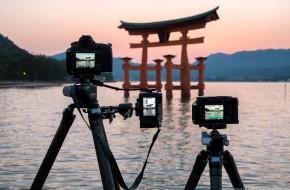 2014-03-27-Grand-Torii-Gate-Hiroshima-Japan-3-cameras