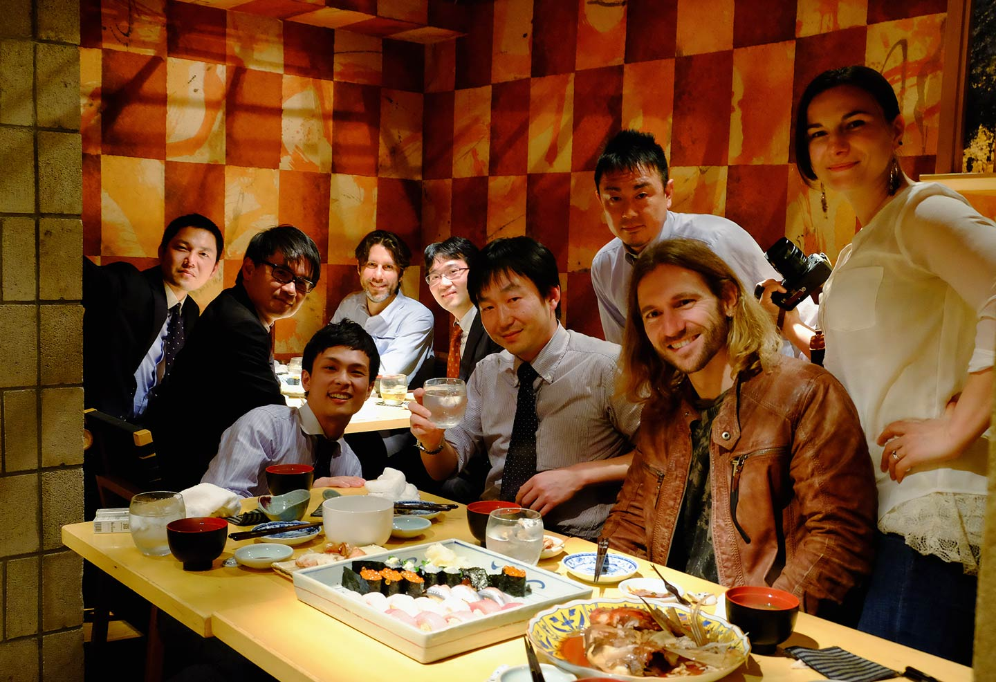 2014-04-10-Dinner-with-the-Fujifilm-Team