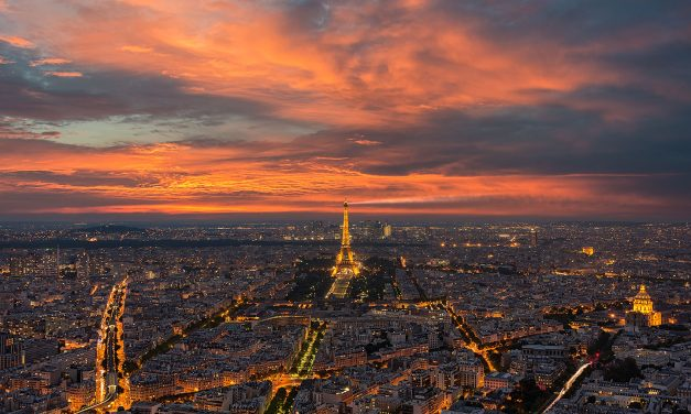 The City of Lights | Paris