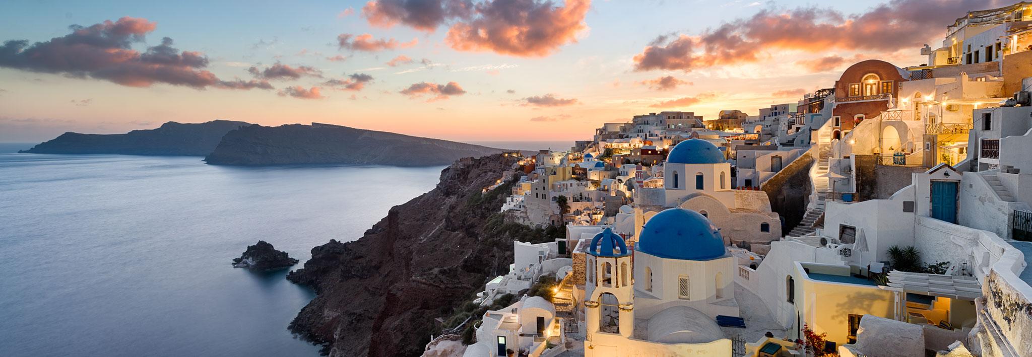 Sunset Dreams Oia, Santorini, Greece