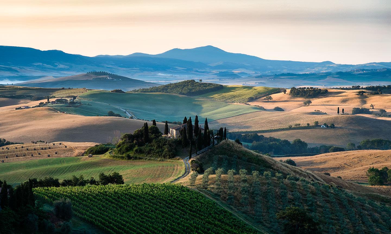 Tuscany, Italy - June 2013 - Fujifilm X-E1