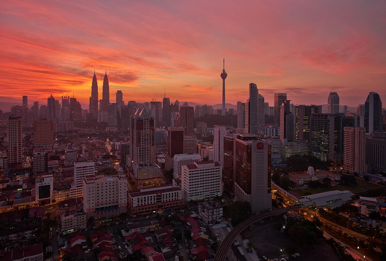 Kuala Lumpur, Malaysia - January 2014 - Fujifilm X-E2 | Fujinon XF 14mm Lens | f/8 | ISO 200 | 1/7