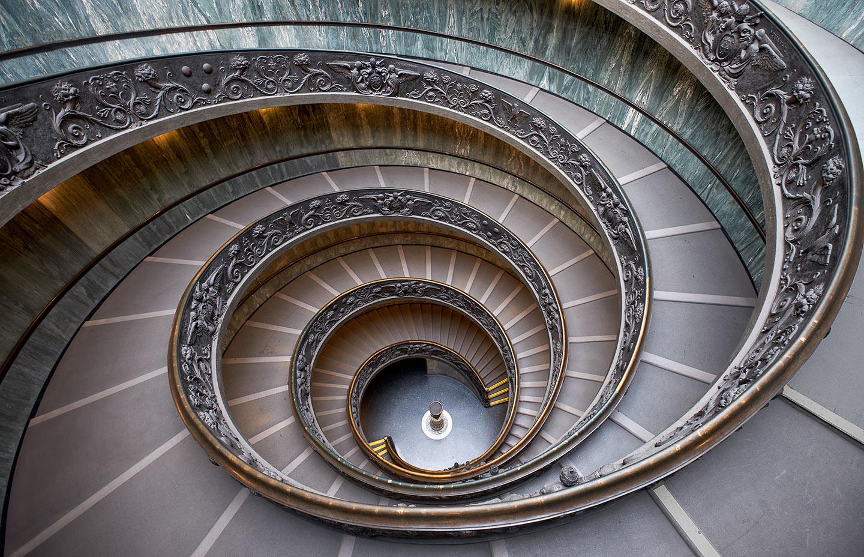 Vatican Museum, Vatican City - May 2014 - Fujifilm X-T1