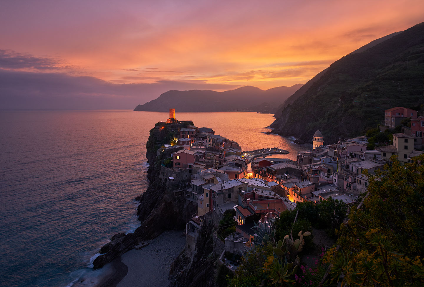 Vernazza, Italy - May 2014 - Fujifilm X-T1