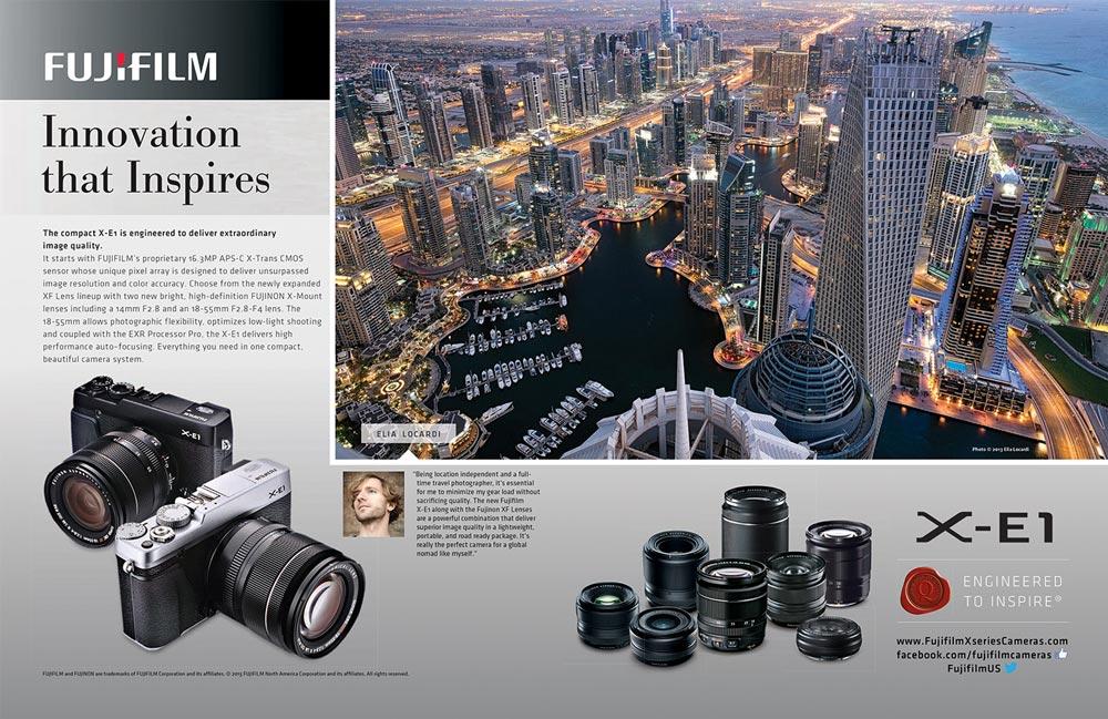 Fujifilm-X-E1-Ad-Spread-Elia-Locardi