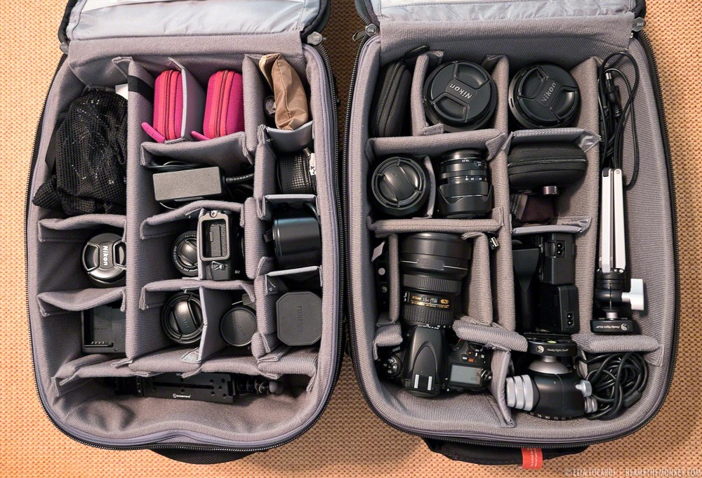 His and hers thinktankphoto