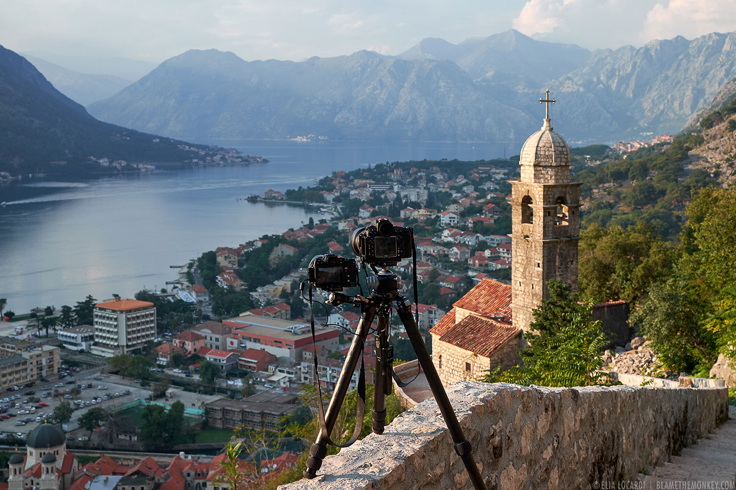 10-Kotor-Monastery-Church-Wall-2-Cameras-Clamp