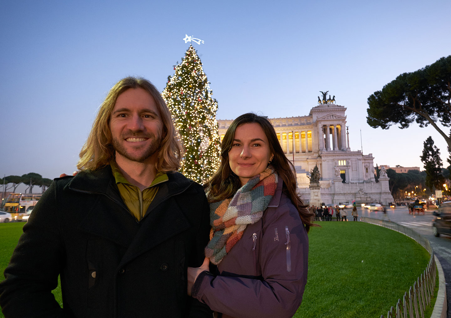 Merry Christmas from Roma!