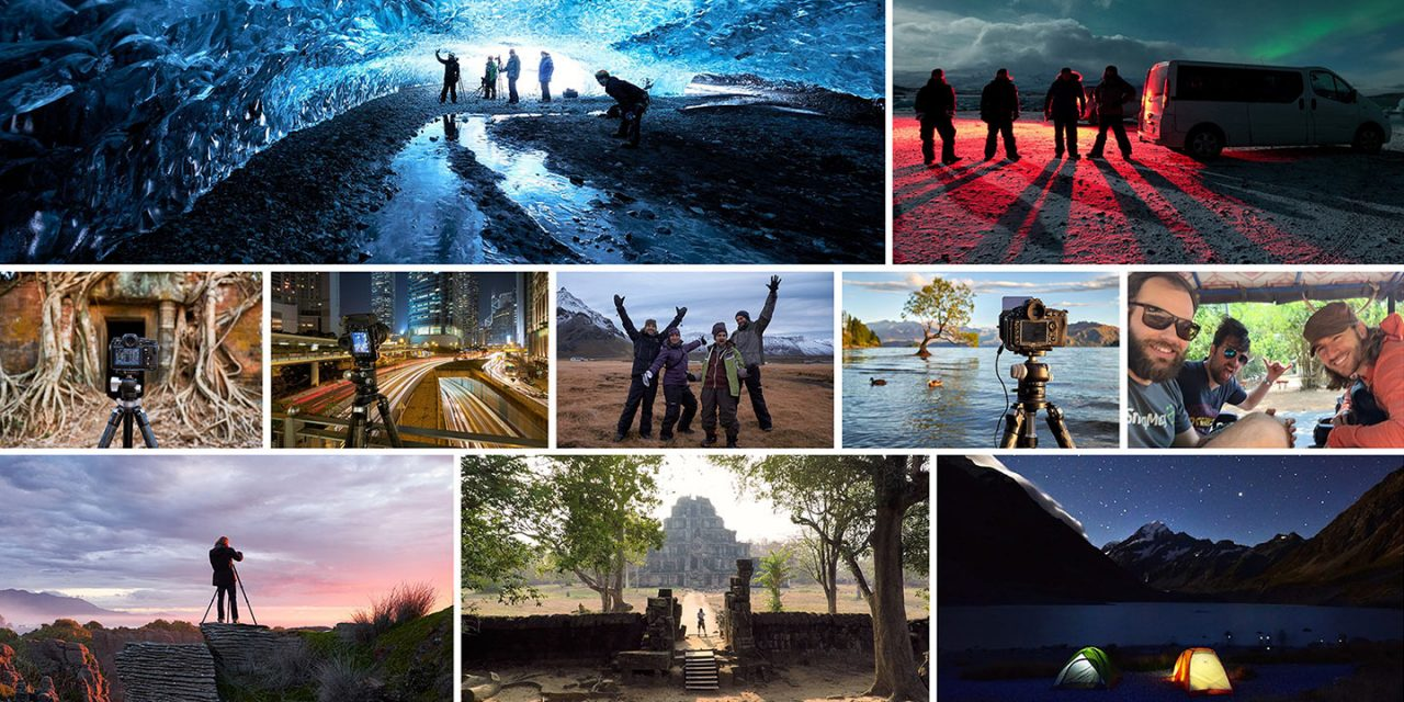Filming Around the World in 80 Days with Fstoppers