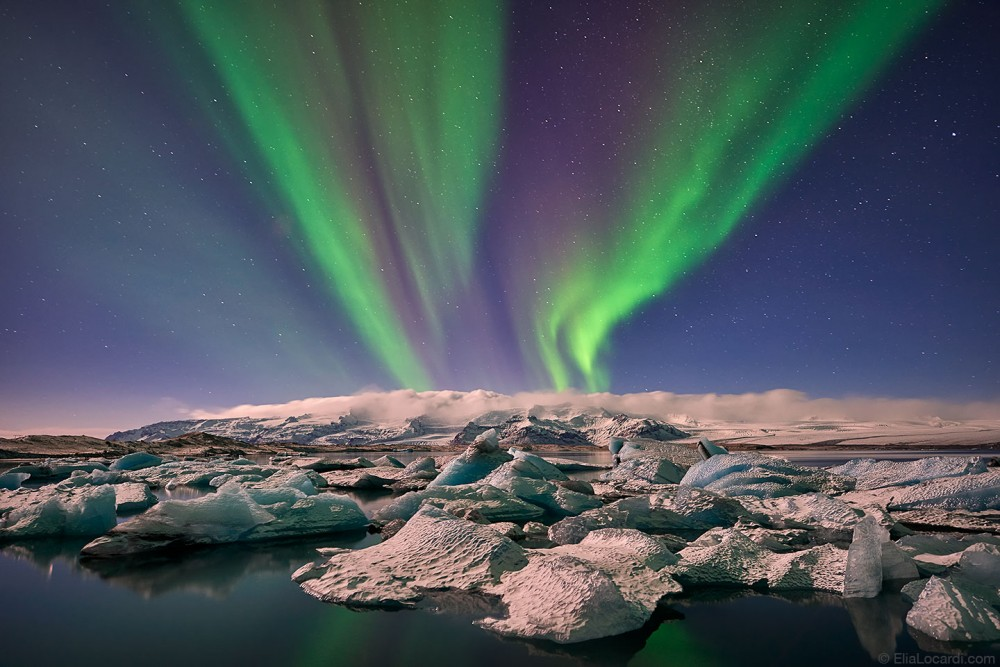 Winter Lights || Iceland Aurora