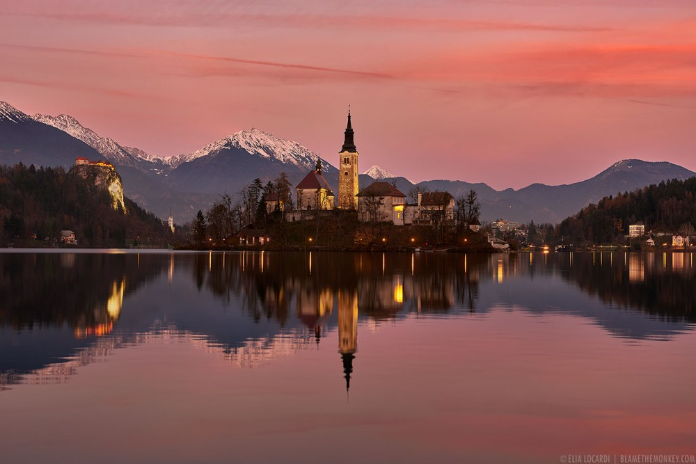 Reflections of Bled || Slovenia