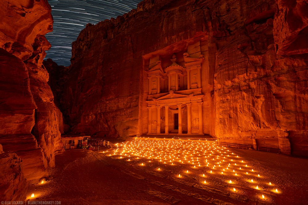 Test Of Time || Petra Jordan