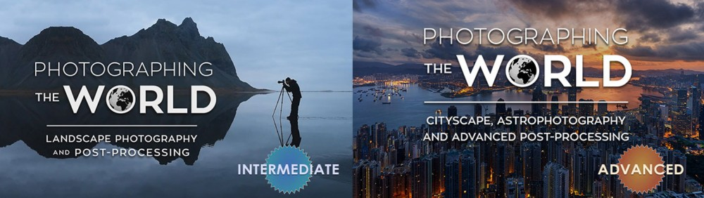 Photographing The World with Elia Locardi