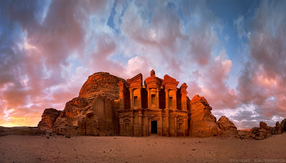 Monuments of Eternity || Petra Jordan