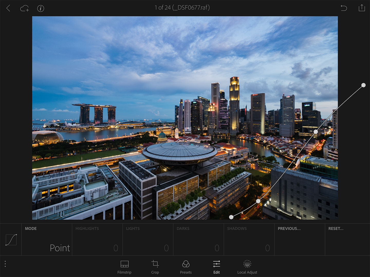 Lightroom-Mobile-Using-Curves-Singapore