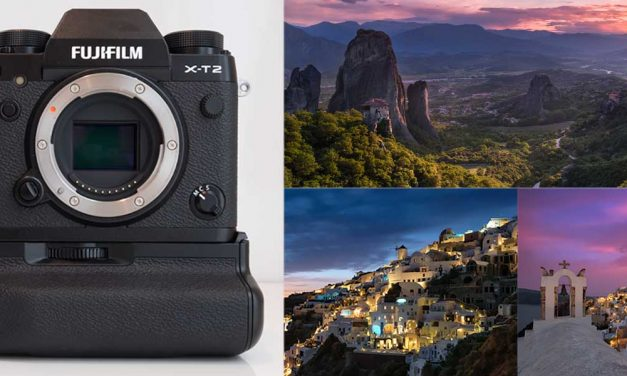 The Fujifilm X-T2 – First Look and Hands On Review